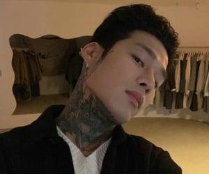 aesthetic, korean, and tattoo image