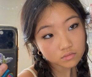 braid, cute girl, and girl image