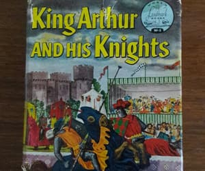 etsy, king arthur, and kings and queens image