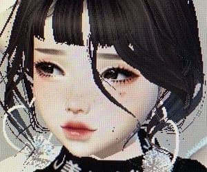 imvu, first post, and pfp image