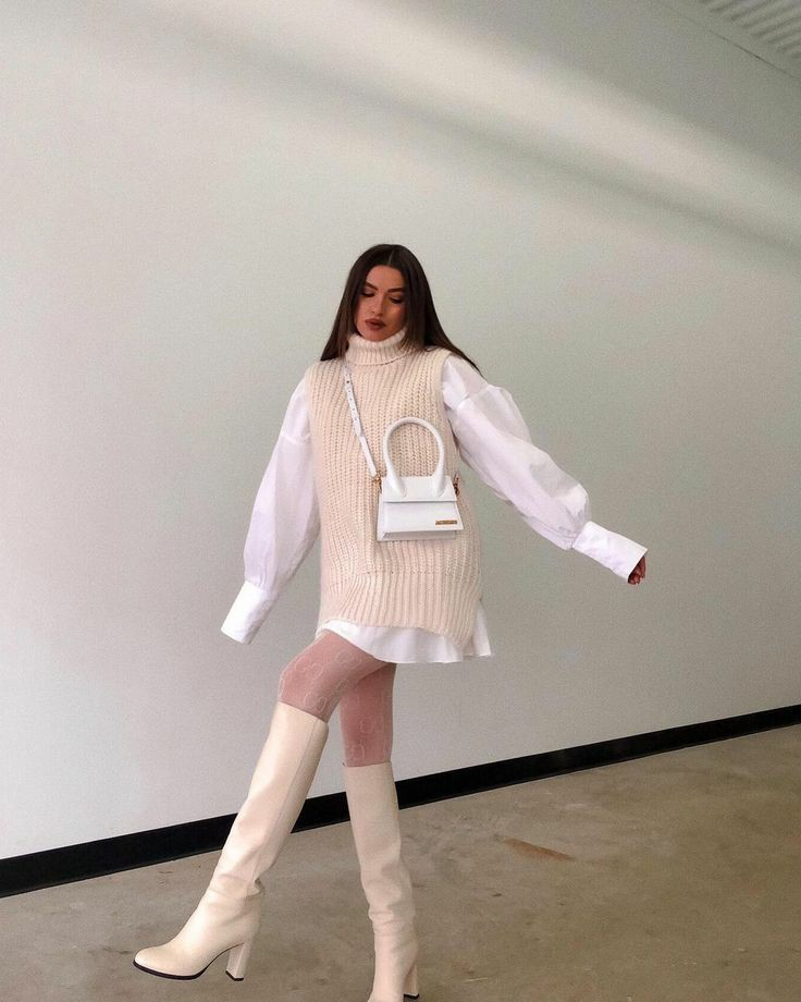 gucci, look, and white blouse image