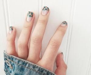 aesthetic, nail, and nails image