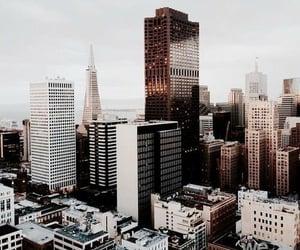 city, new york, and город image
