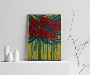 etsy, original painting, and above sofa art image