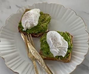 avocado, food, and yummy image
