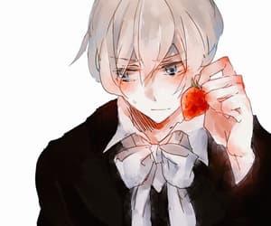 anime boy, art, and hetalia image