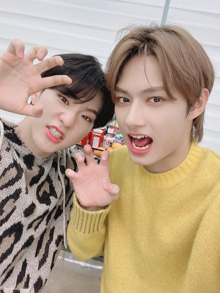 jun, Seventeen, and soonyoung image