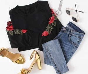 fashion, outfits, and outfit inspo image