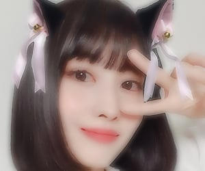 catgirl, drain, and edit image