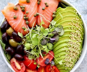 food, light and healthy - image #7766660 on Favim.com