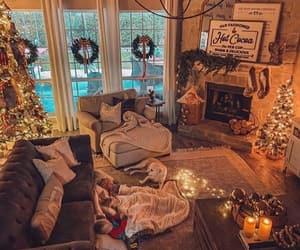 christmas and interior image