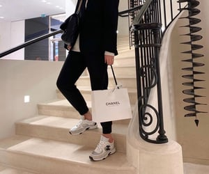 aesthetic, chanel, and classy image