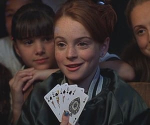 the parent trap, lindsay lohan, and movie image