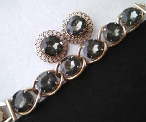 etsy, 1950s jewelry, and vintage jewelry image