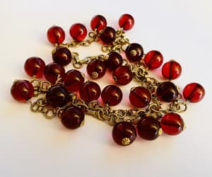 etsy, gorgeous color, and cherry amber image