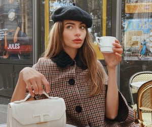 coffee and fashion image
