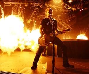 heavy metal, music, and James Hetfield image