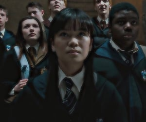 cho chang is so pretty though