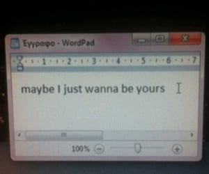 arctic monkeys, text, and i wanna be yours image