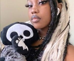 alt, black, and female image