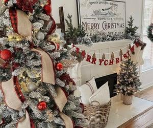 christmas, decoration, and Christmas time image