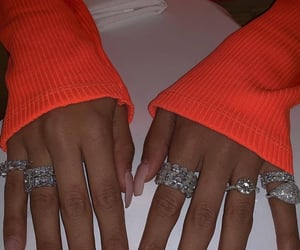 cartier, chopard, and diamond ring image