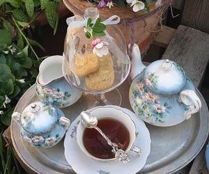 tea, cottagecore, and aesthetic image