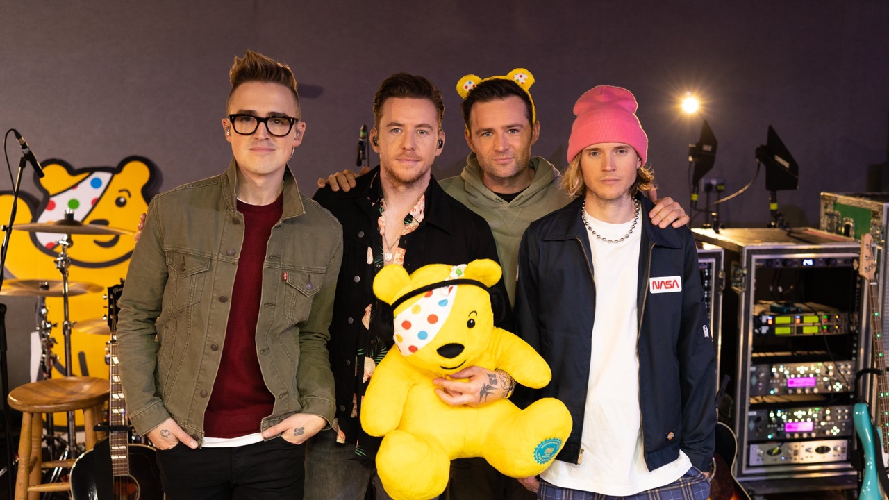 band, harry judd, and McFly image