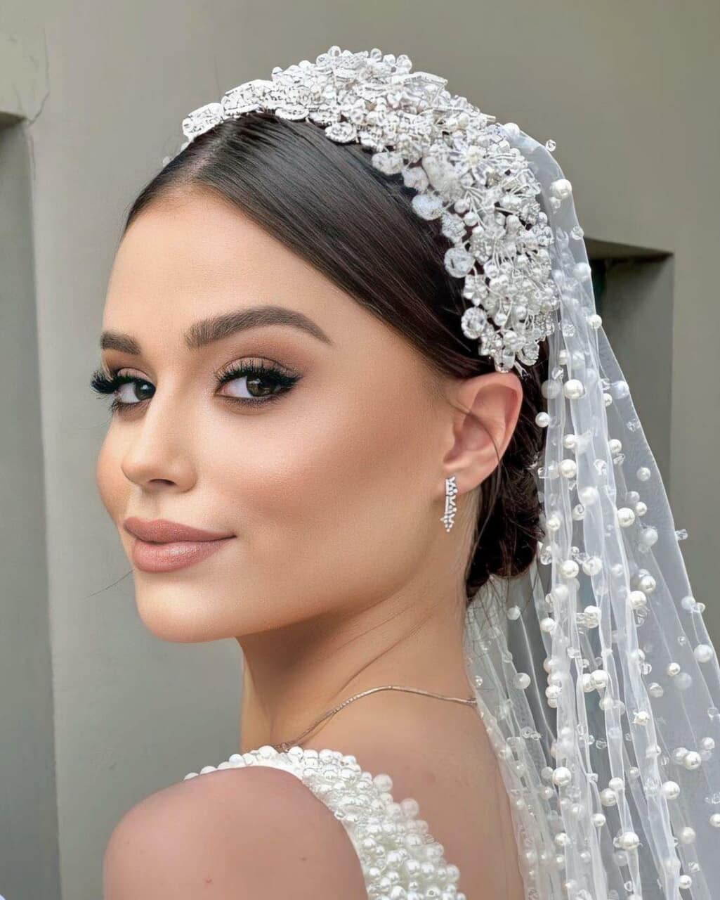 aesthetic, bride, and fashion image