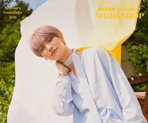 kpop, music, and seongwha image