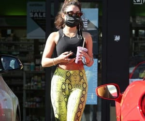 candid, vanessa hudgens, and street style image