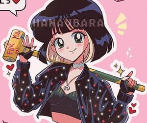 anime, fan art, and ice cream image