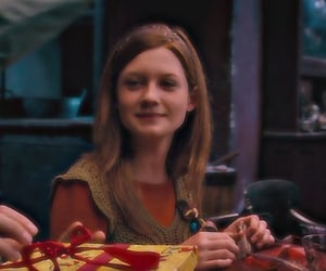 ginny weasley, harry potter, and hprp image