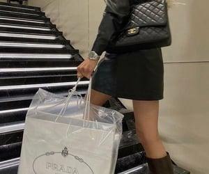 chanel, Prada, and bag image