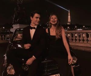 paris, love, and car image