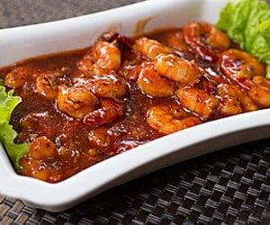 chilli, shrimp, and prawn image