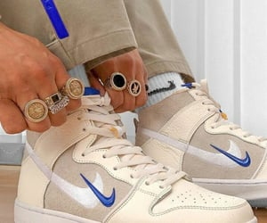 nike, white, and airforce image