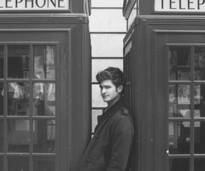 andrew garfield, london, and sexy image