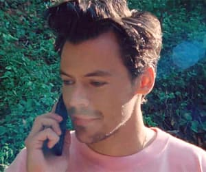 aesthetic, gif, and Harry Styles image