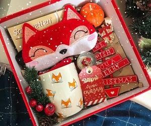 box, gift, and suprise image