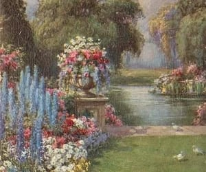 aesthetic, bliss, and garden image