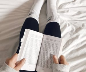 aesthetic, books, and cosy image