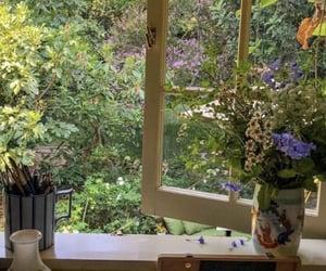 flowers, cottagecore, and aesthetic image