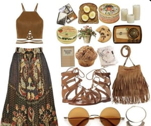 candles, hippie, and purse image