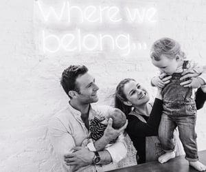 black&white, izzy, and McFly image