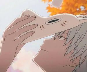 anime, gin, and anime icon image