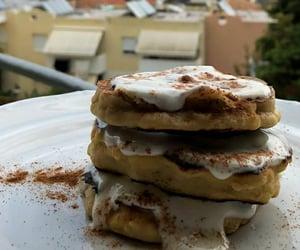 banana, breakfast, and Cinnamon image