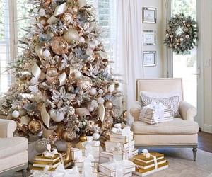 beauty, christmas, and light image