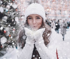 article, outfits, and winter image