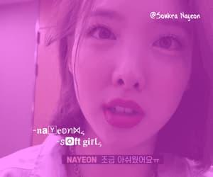 nayeon cute, nayeon theme, and gif image